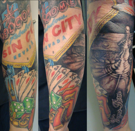 Work by Dave