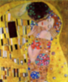 Some say The Kiss by Gustav Klimt also resembled Adele Bloch-Bauer, in particular the crooked hands. But others also see Emilie Floge, his fashionista sister-in-law, and it is likely that he intended the portrait as a composite of the women in his life.