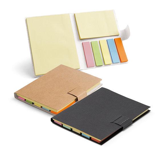Caderno cartão