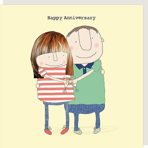 Anniversary Young Card
