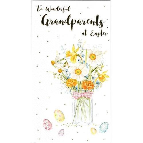 Grandparents Easter Card