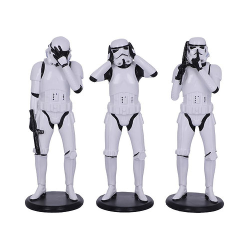 Three Wise Stormtrooper (14cm)