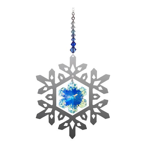 Large Snowflake Crystal Fantasy