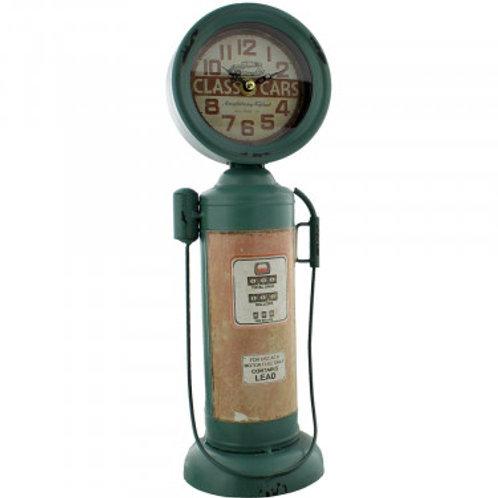 Gas Pump Mantel Clock