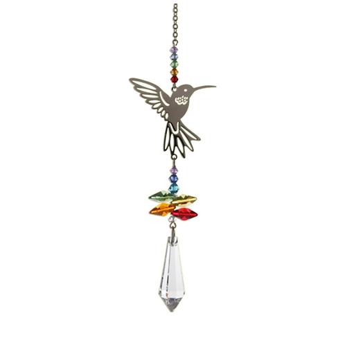 Hummingbird Crystal Fantasy
