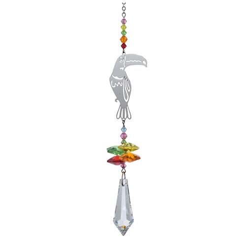 Toucan Crystal Fantasy