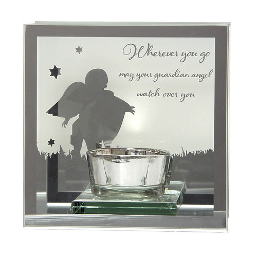Guardian Angel Tealight Holder