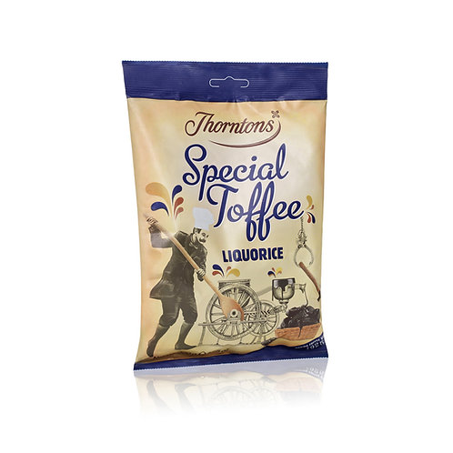 Bag of Liquorice Special Toffee