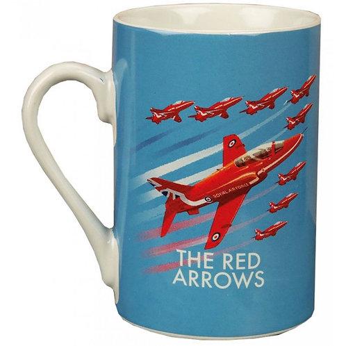 Red Arrows Military Heritage Mug