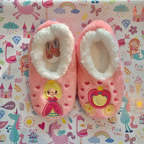 Kids Princess Slippers