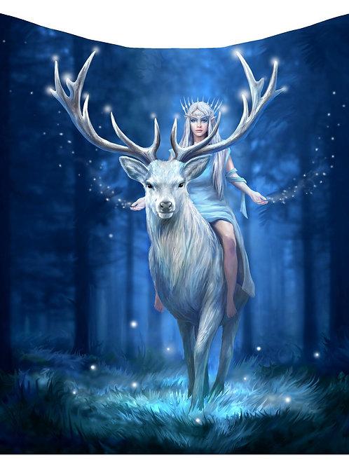 Fantasy Forest Throw (160cm)