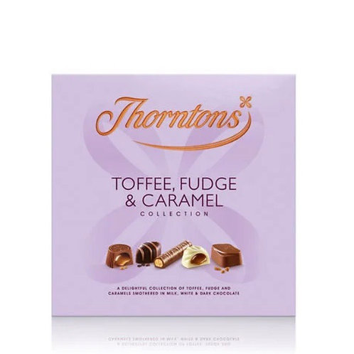 Toffee, Fudge and Caramel Collection (252g)