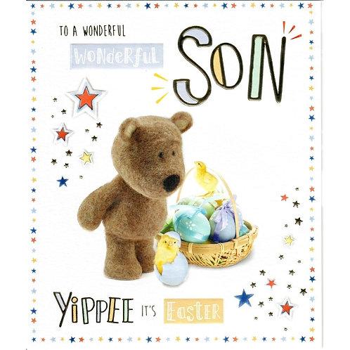 Son Easter Card