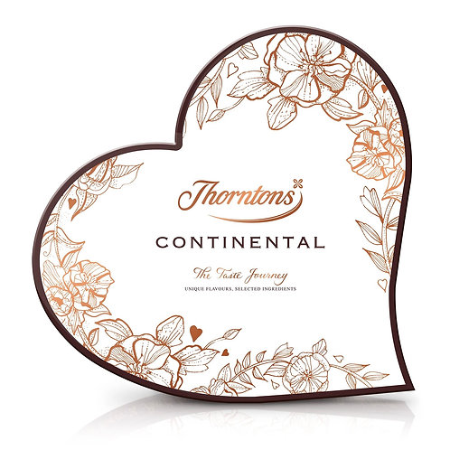 Continental Heart Box (525g)