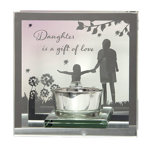 Daughter Tealight Holder