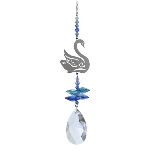 Swan Crystal Fantasy