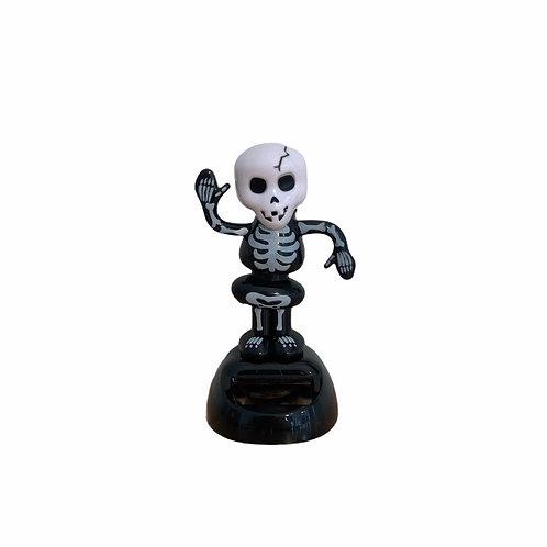 Solar Powered Dancing Skeleton