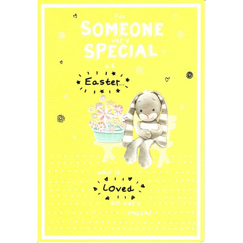 Someone Special Easter Card