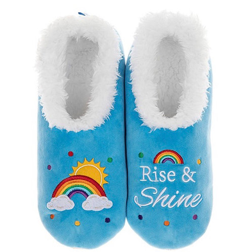 Rise and Shine Slippers