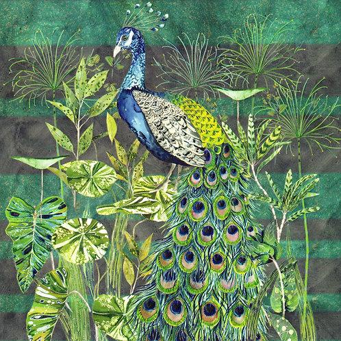 Arjuna Leaf Card