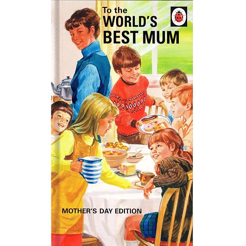 Ladybird Mother's Day Card