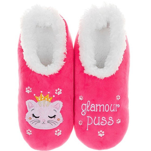 Glamour Puss Slippers