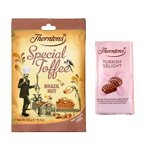 Thorntons 2 for £6