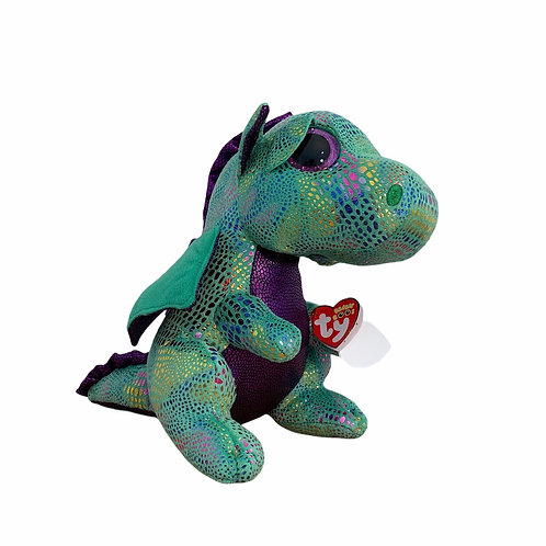 Large Ty Beanie Boo Dragon