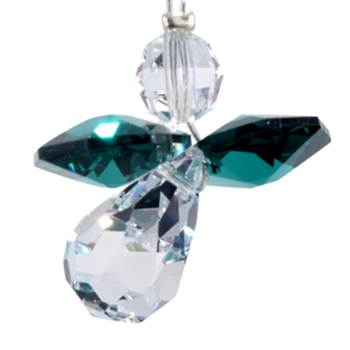 Emerald May Guardian Angel