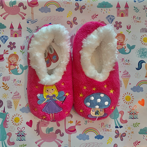 Kids Fairy Slippers