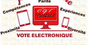 ATTENTION demain élections CSE
