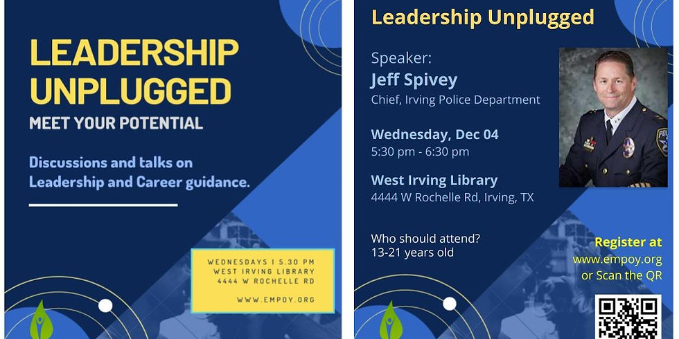 Leadership Unplugged - Week 1