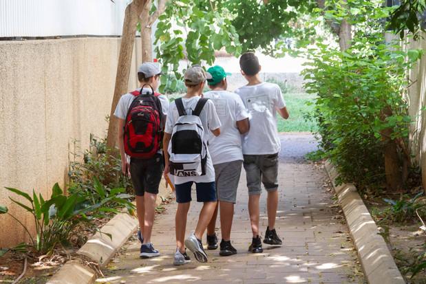 פעילות ערכית לנוער