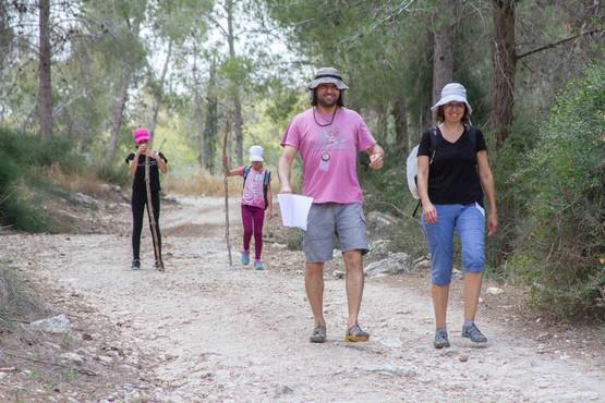 אירוע ניווט יער אשתאול
