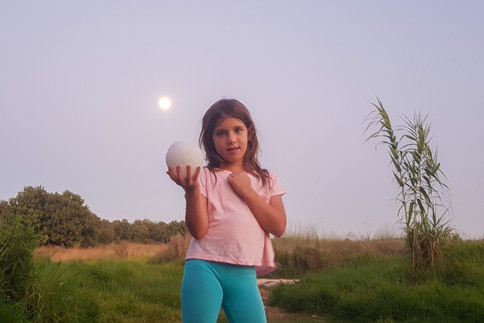 ניווט לאור ירח עין ורדה