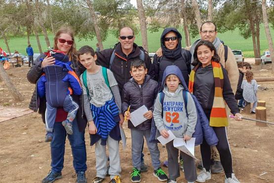 ניווט משפחות יער חרובית