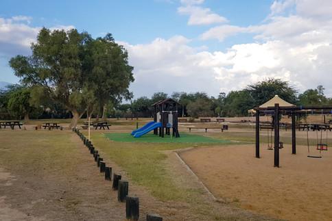 פארק אשכול - גן לאומי נחל הבשור