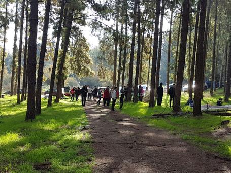 אירוע ניווט ביער מגידו