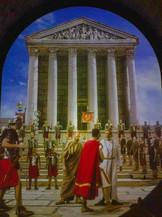 מקדש הורדוס בקיסריה