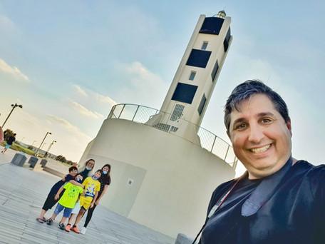 ניווט משפחות נמל תל אביב