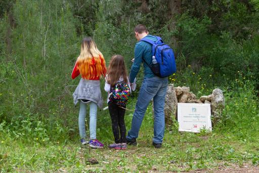 ניווט למשפחות יער המגינים