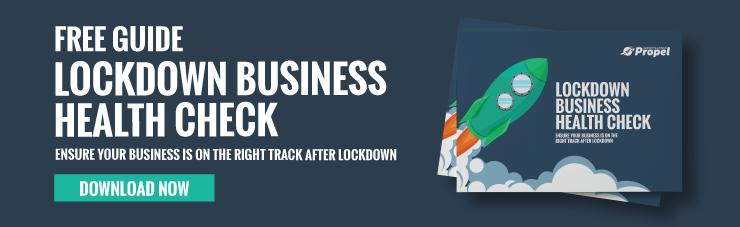 business health check lockdown