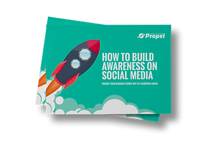how to build awareness on social media