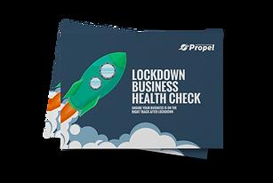 Lockdown business health check