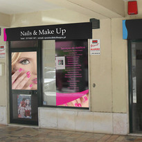 Spazio Clinic Store Fronts