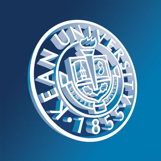 Kean University 3D Seal