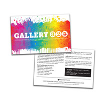 Gallery 325 Invite Card