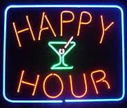 Happy Hours Throughout the Week
