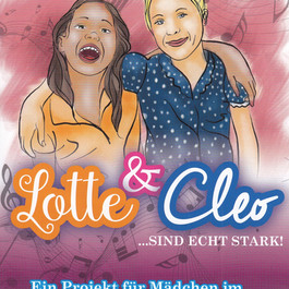 Lotte & Cleo sind echt stark! Ein besonderes Projekt