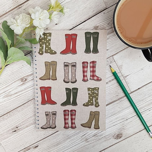 A5 Welly Notebook
